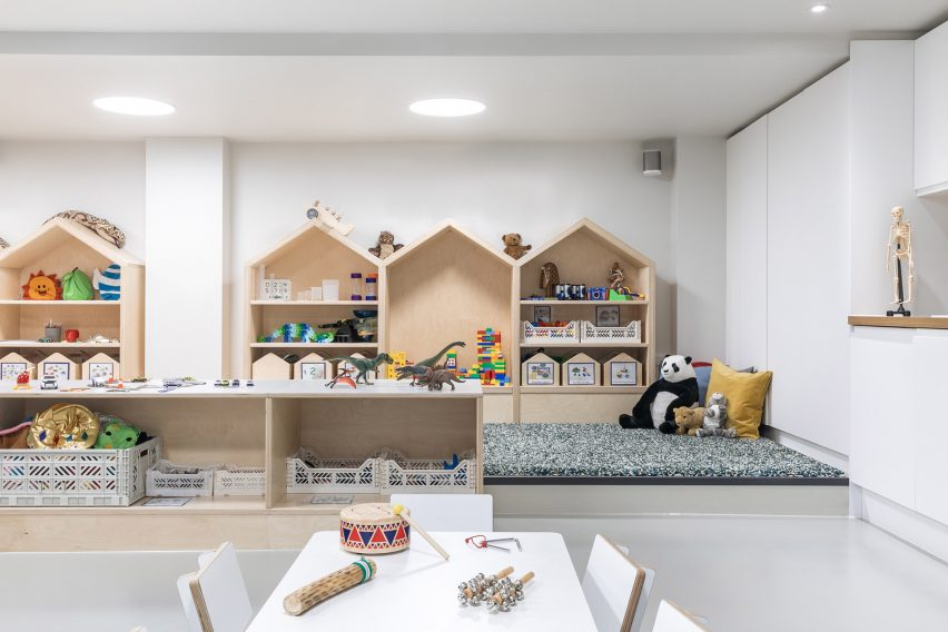 Second Home London Fields designed by Cano Lasso