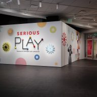 Serious Play at Denver Art Museum by Darrin Alfred