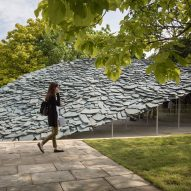 More details of Junya Ishigami's craggy Serpentine Pavilion revealed in full photo set