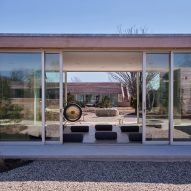Japanese-influenced Shou Sugi Ban House provides a wellness retreat in the Hamptons