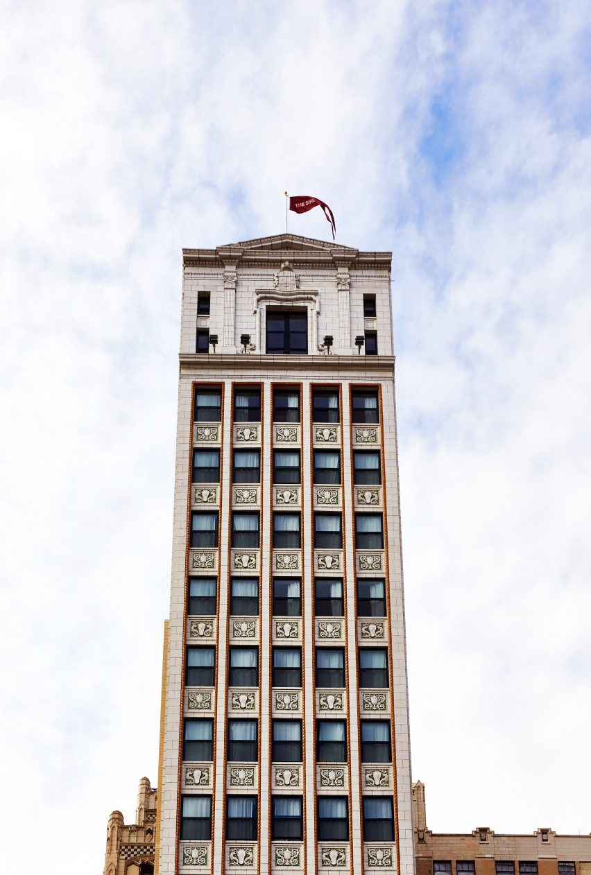 The Siren Hotel in Detroit by ASH NYC was named Hotel of the Year at the 2019 AHEAD Americas awards