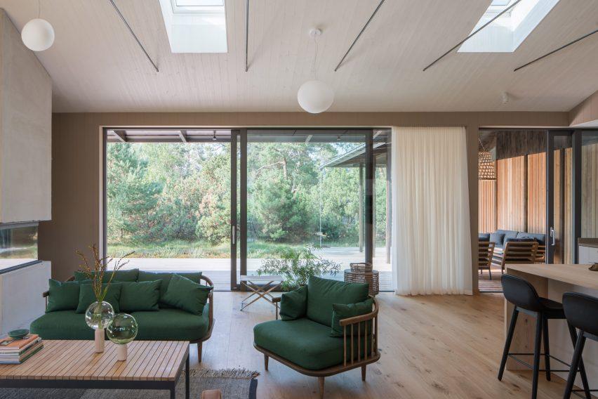 Casa de férias T by Johan Sundberg
