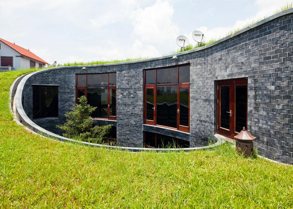 Stone House by VTN Architects