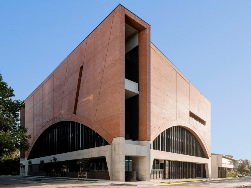 Sydney's Rail Operations Centre by Smart Design Studio and Jacobs.