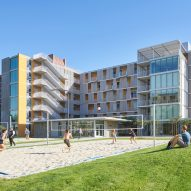 SOM completes Tenaya Towers in massive student housing project at California university