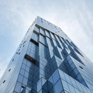 OMA completes stepped glass tower The Avery in San Francisco