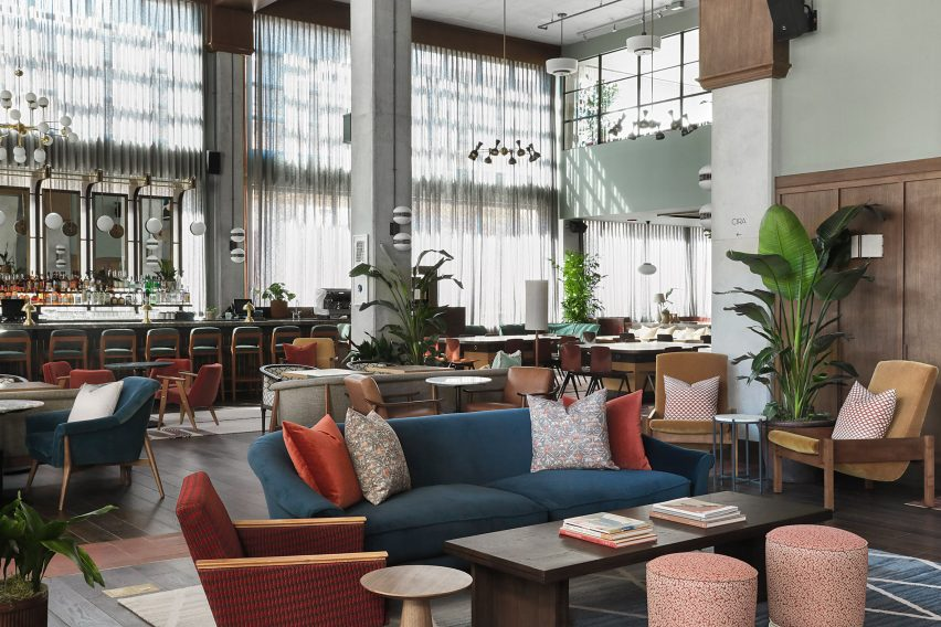 The Hoxton Hotel Opens In Chicago S Old Meatpacking Area