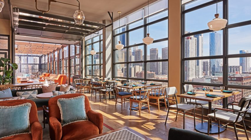 The Hoxton Chicago by GREC Architects