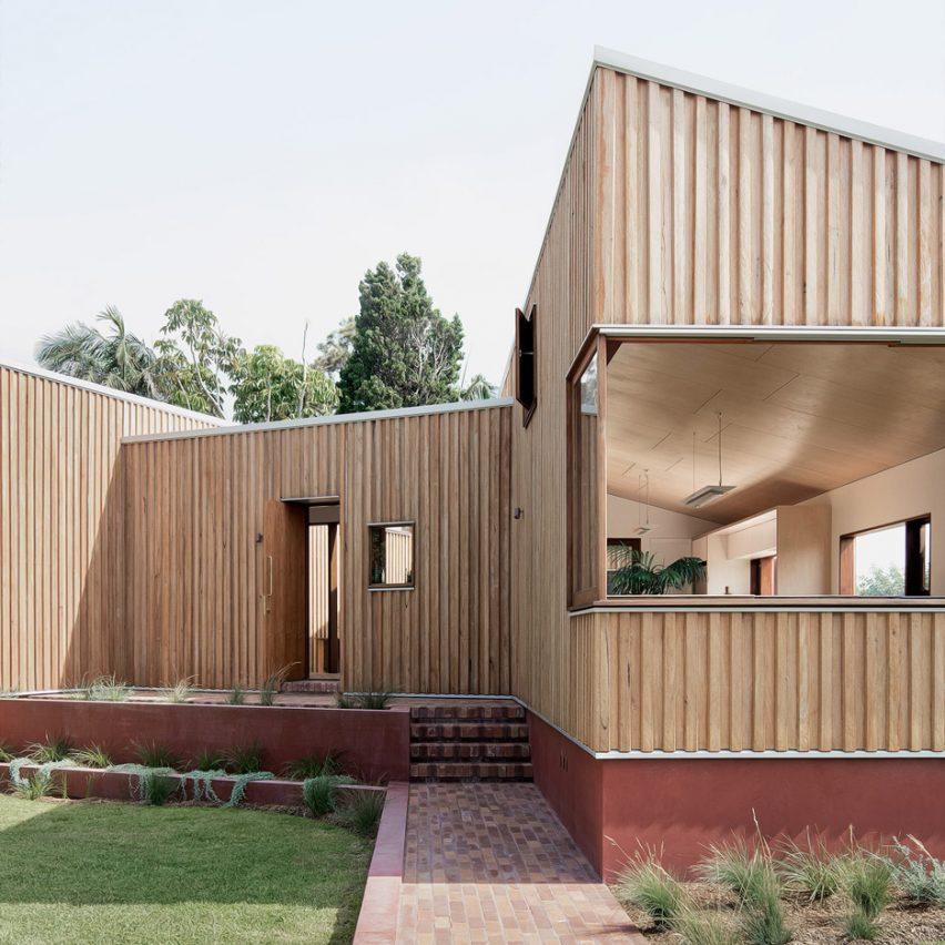 Three Piece House but Studio TRIAS