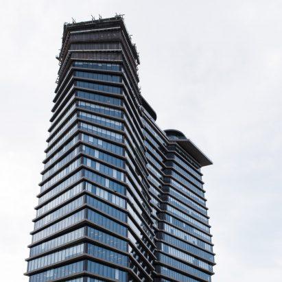 Towers Dezeen