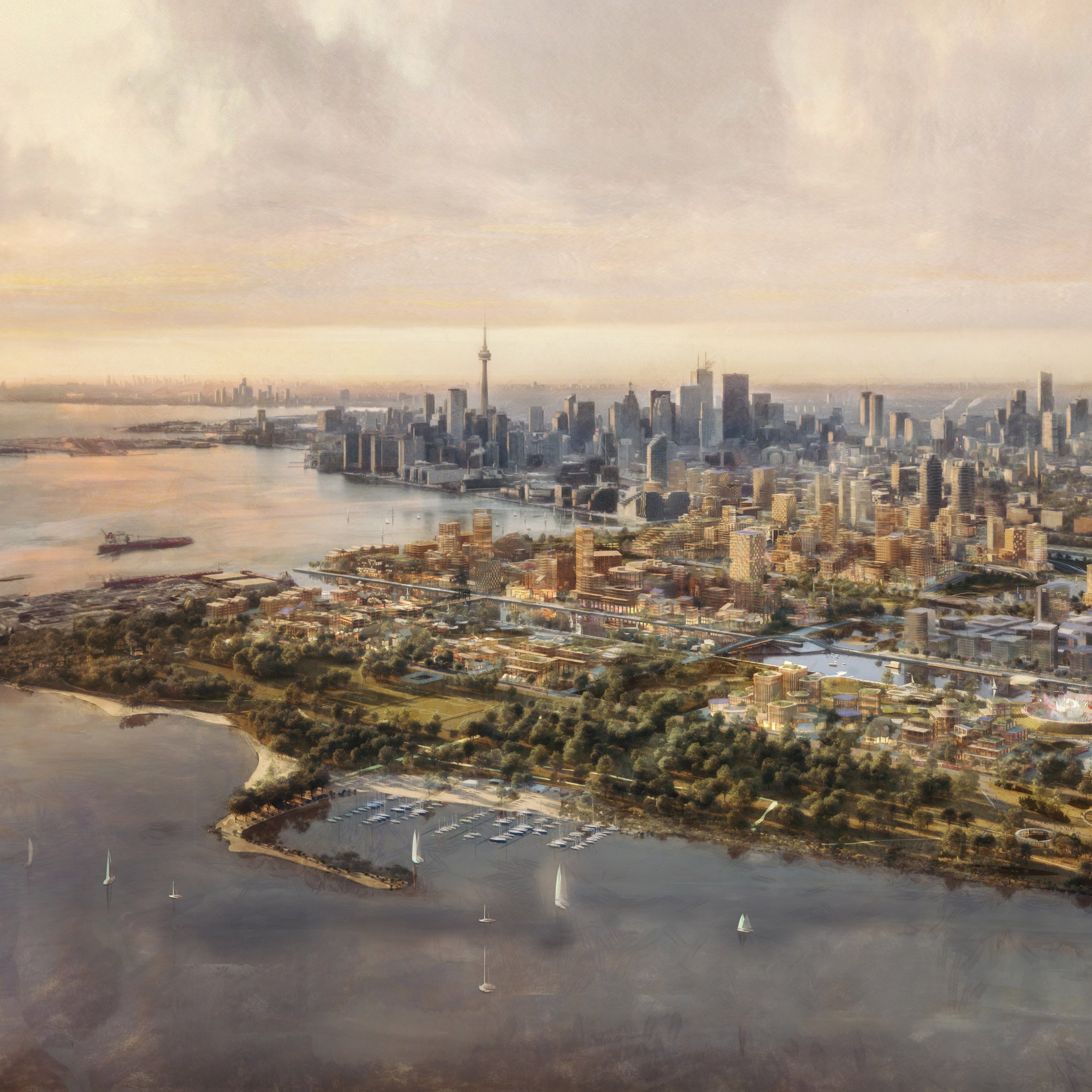 Toronto Tomorrow by Sidewalk Labs