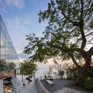 University of Chicago campus by Revery Architecture