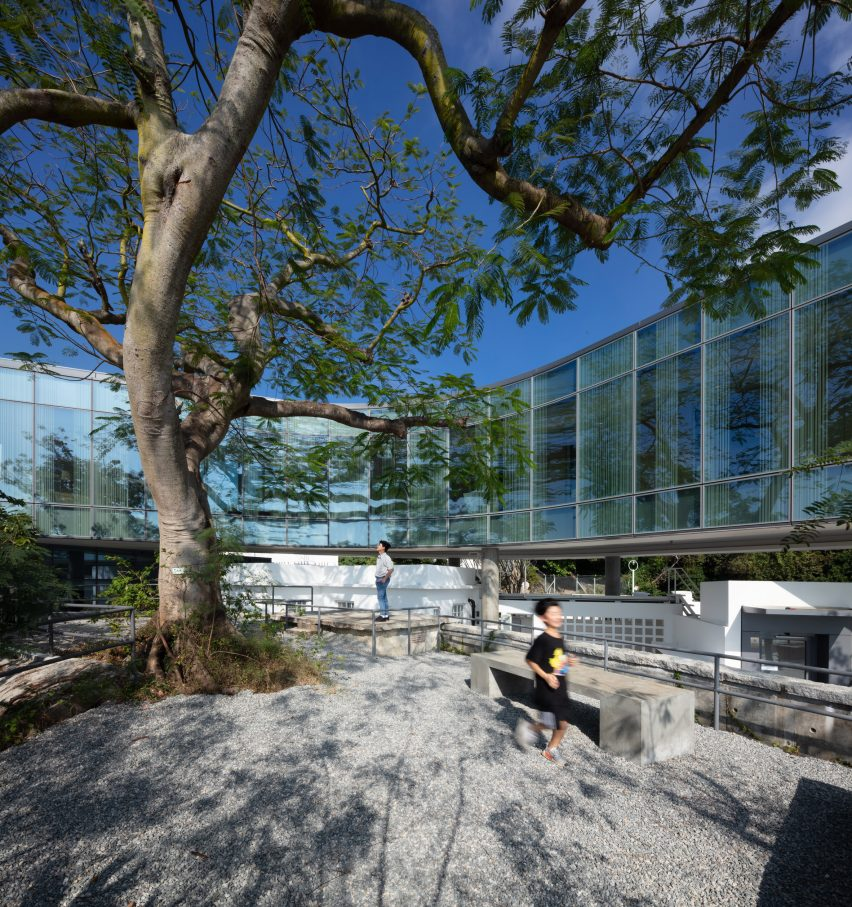 University of Chicago Centre Hong Kong by Revery Architecture