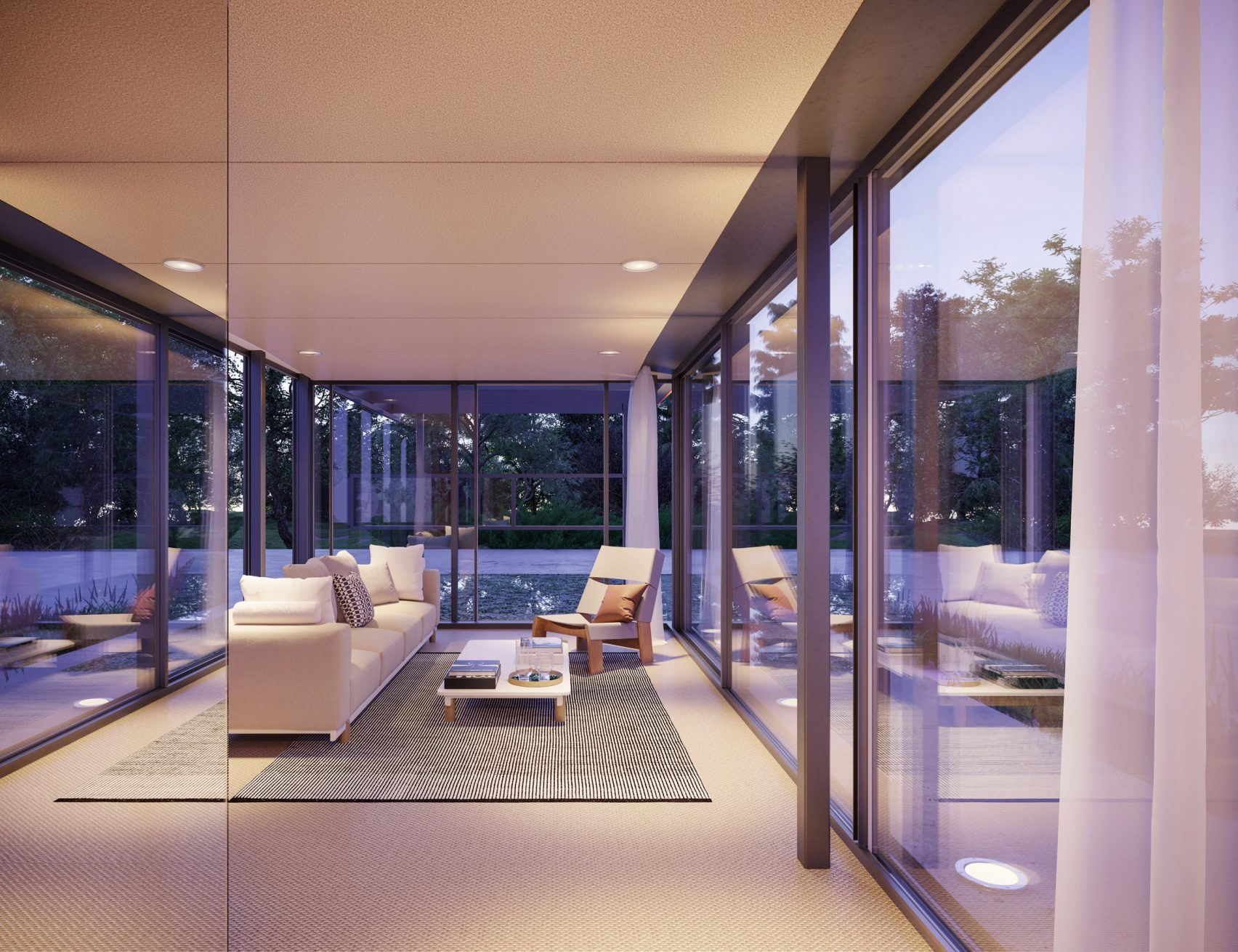 VDL Penthouse by Dion & Richard Neutra