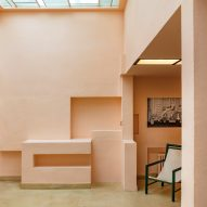 Villa Noailles shop designed by Pierre Yovanovitch