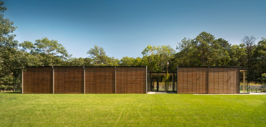 Wuehrer House on Long Island by Jerome Engelking