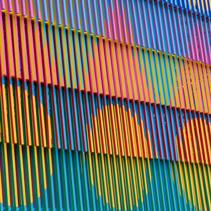 The Colour Palace by Yinka Ilori and Pricegore