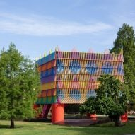 Yinka Ilori and Pricegore unveil The Colour Palace at London Festival of Architecture