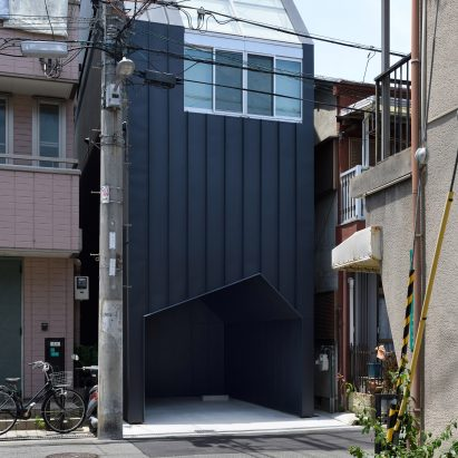 YMT house by GENETO