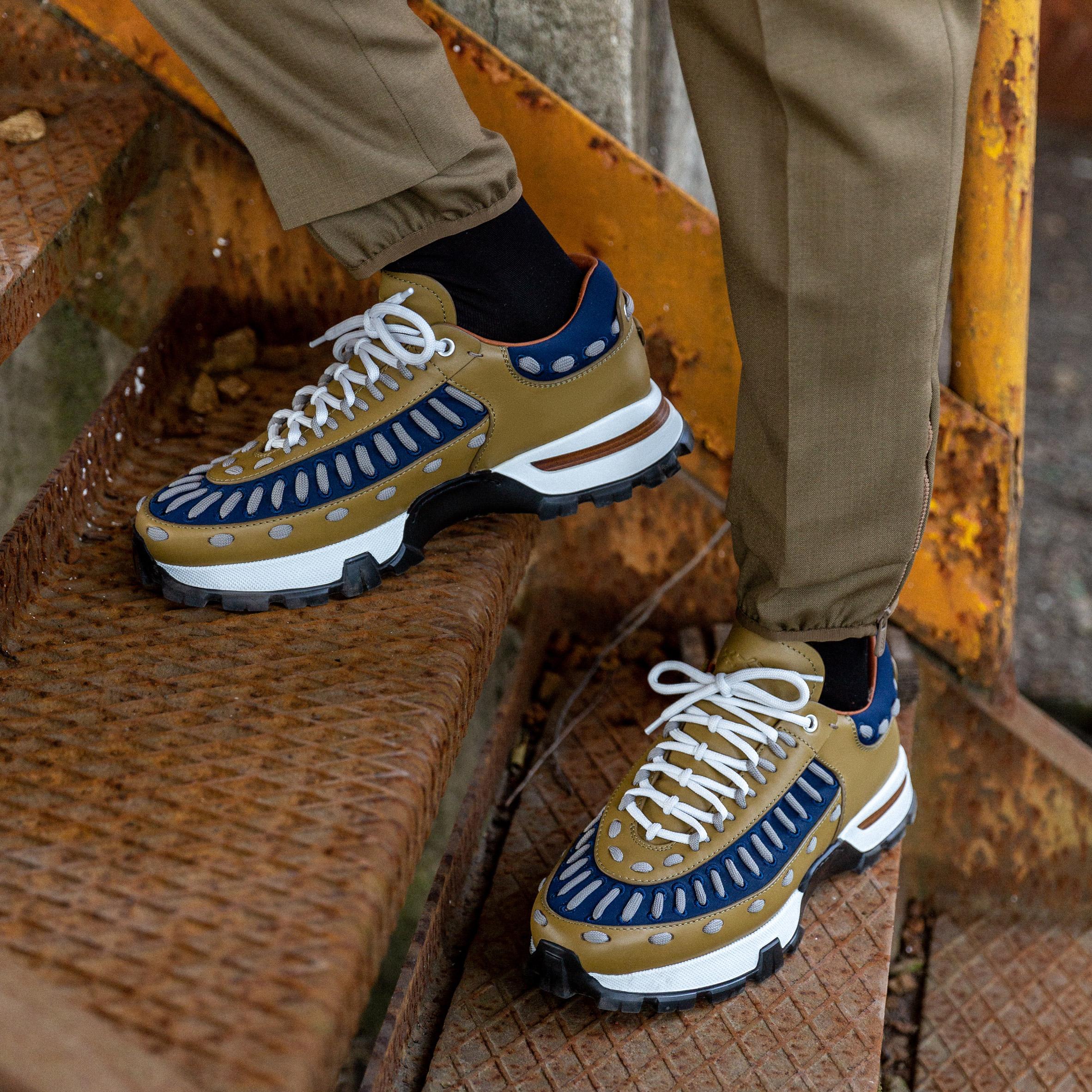 7af5b12c Ermenegildo Zegna releases latest customisable sneaker My Claudio