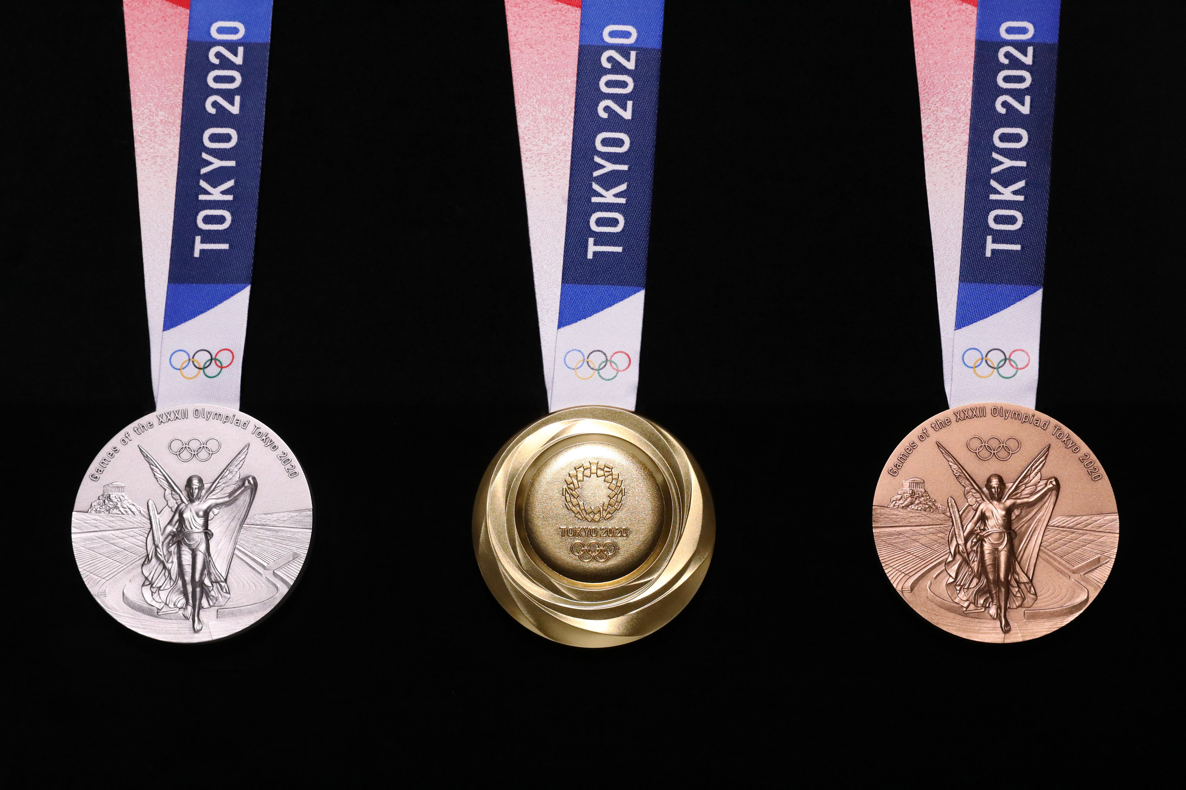 April Games With Gold 2020.Tokyo Reveals 2020 Olympic Medals Made From 6m Used