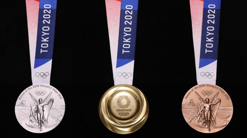 Tokyo 2020 Olympic medals