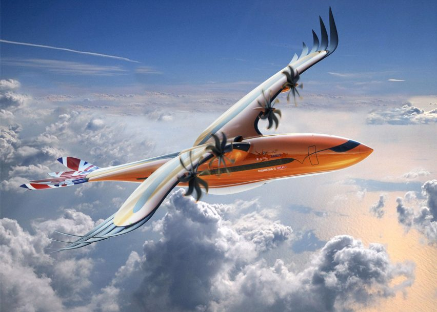 Airbus Bird of Prey electric hybrid aircraft