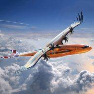 Airbus Bird of Prey electric hybrid aircraft