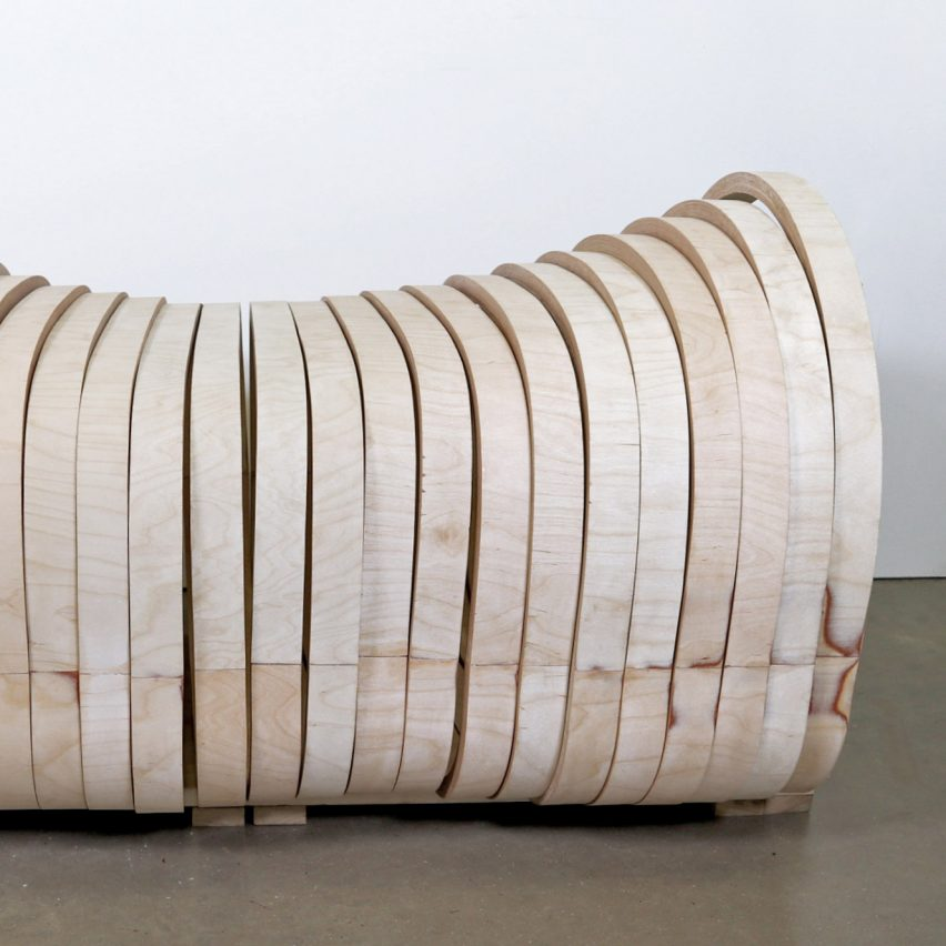 Yeyang Liao creates chair that transforms into a coffin