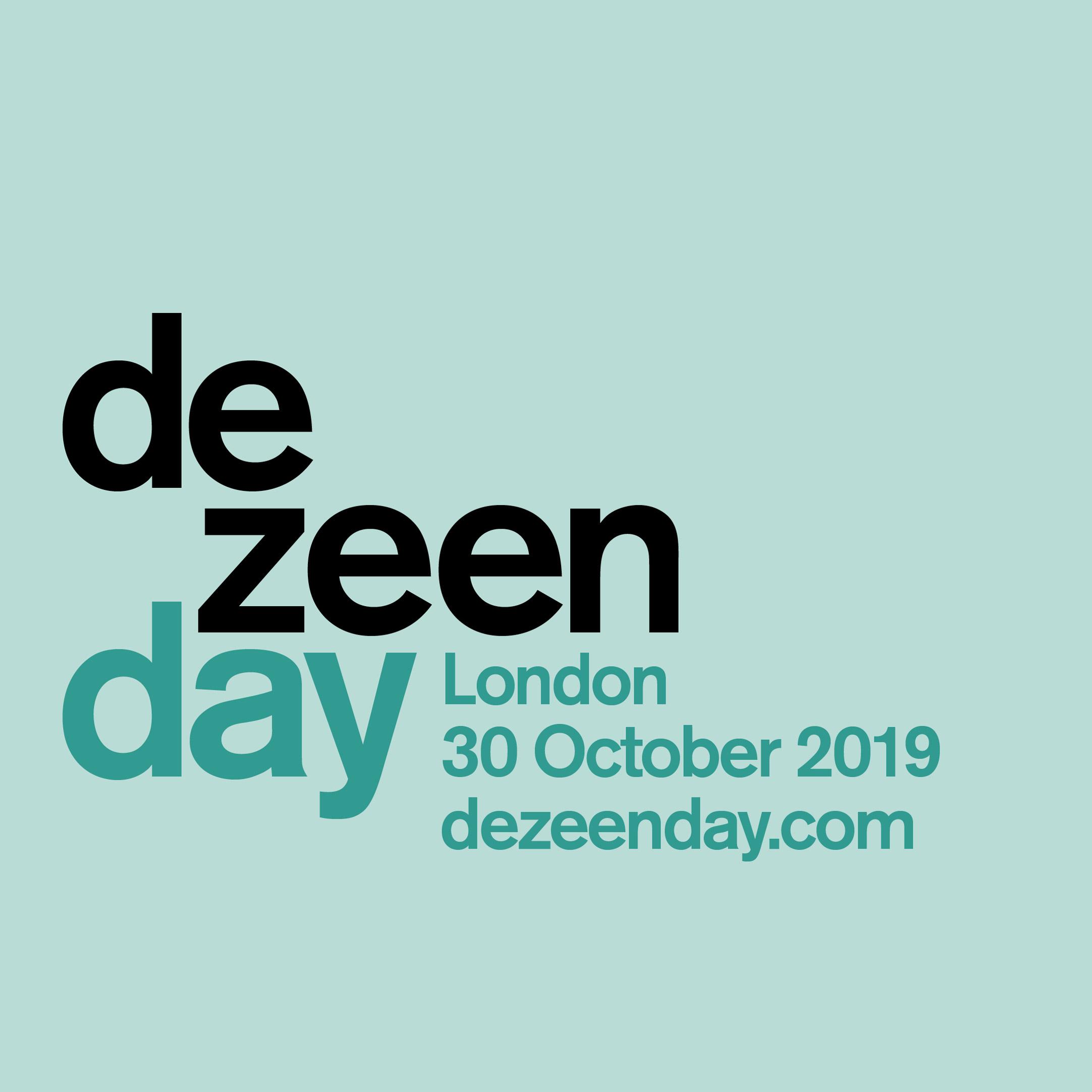 Dezeen Day design conference