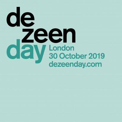 Dezeen será el anfitrión de la primera conferencia de diseño del Día Dezeen