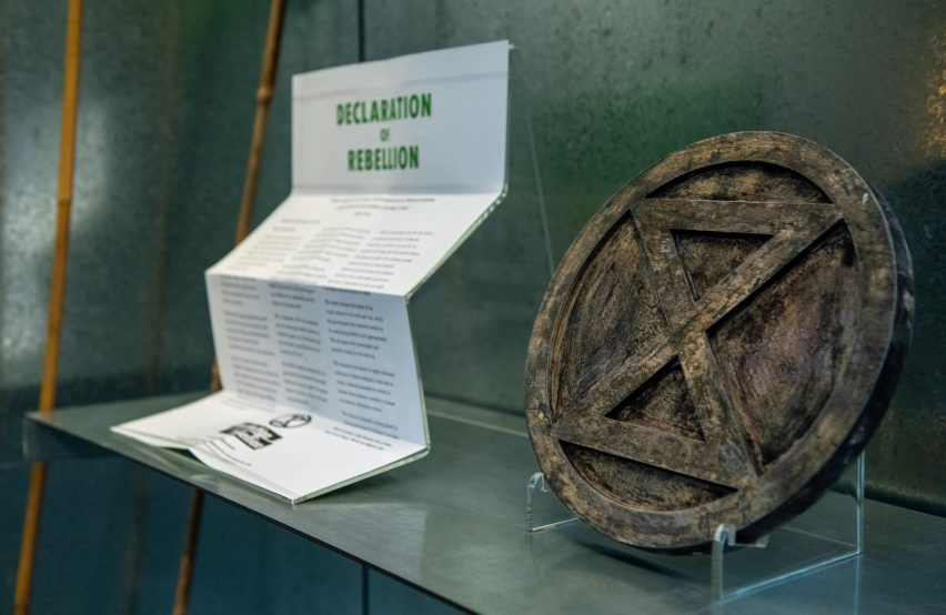 Extinction Rebellion V&A acquisition