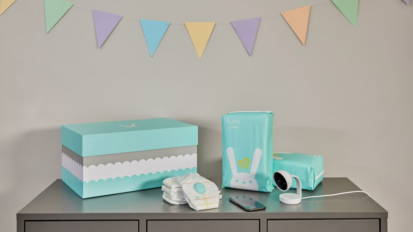 Lumi Pampers smart nappy