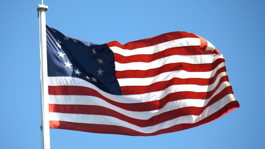 Nike Betsy Ross Flag trainer