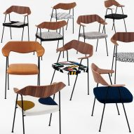 Robin Day's 675 chair given modern makeovers for fundraising auction