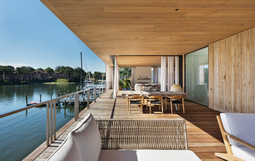 Acton Cove by Bates Masi Architects