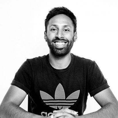 Dharan Kirupanantham eco-innovation programme leader at Adidas