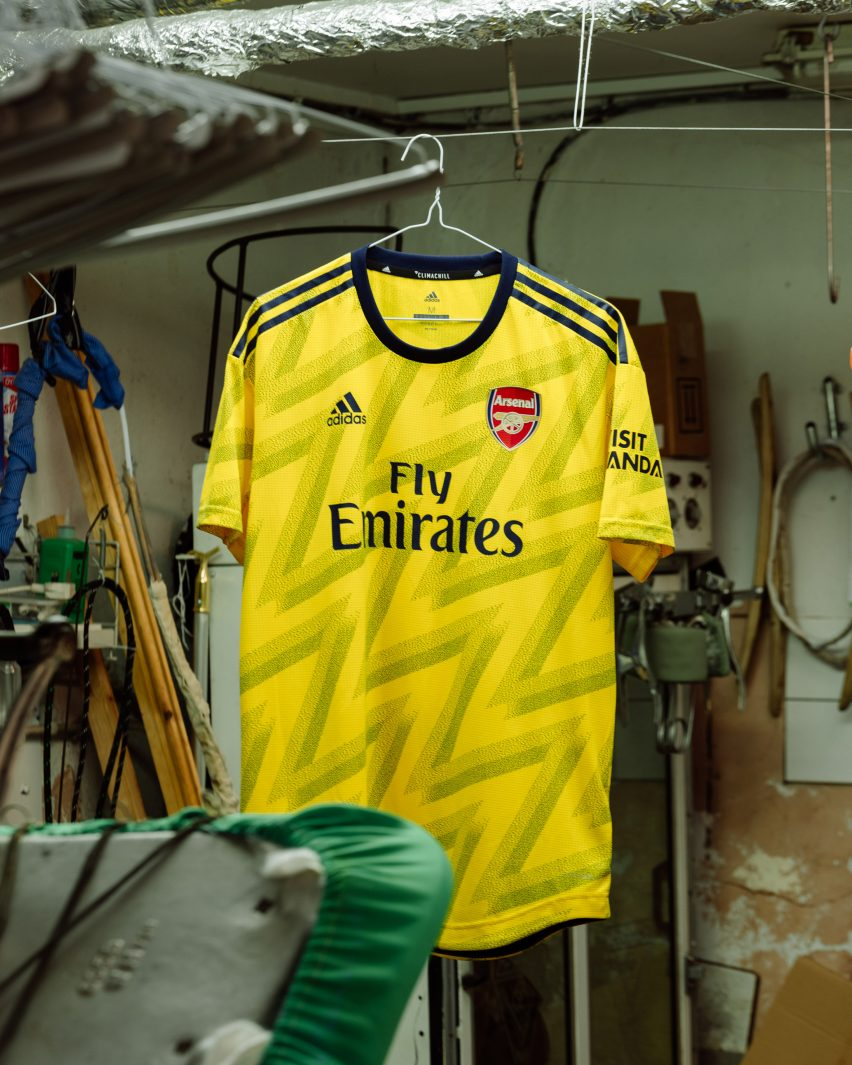 Bruised banana – Arsenal away kit for 2019/20 season