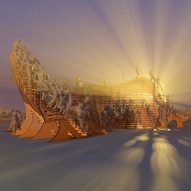 Alex Haw aims to replicate essence of Burning Man with festival pavilion
