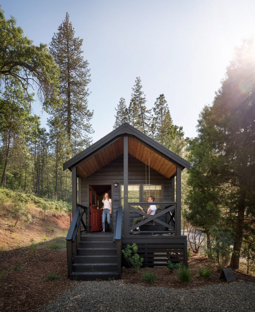 AutoCamp Yosemite by Anacapa Architecture and Geremia