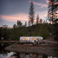 AutoCamp Yosemite is a glamping site in the California wilderness