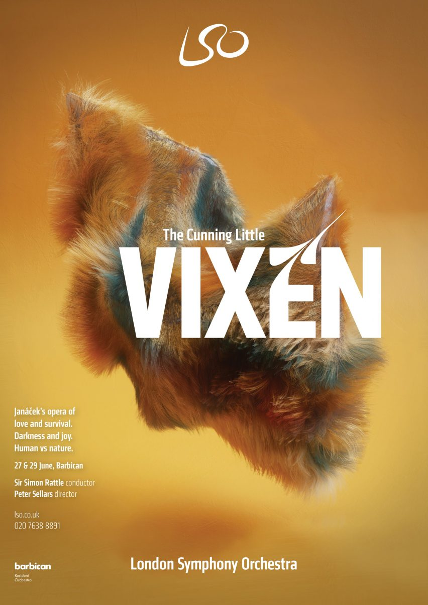 The Cunning Little Vixen by Superunion and Esteban Diacono