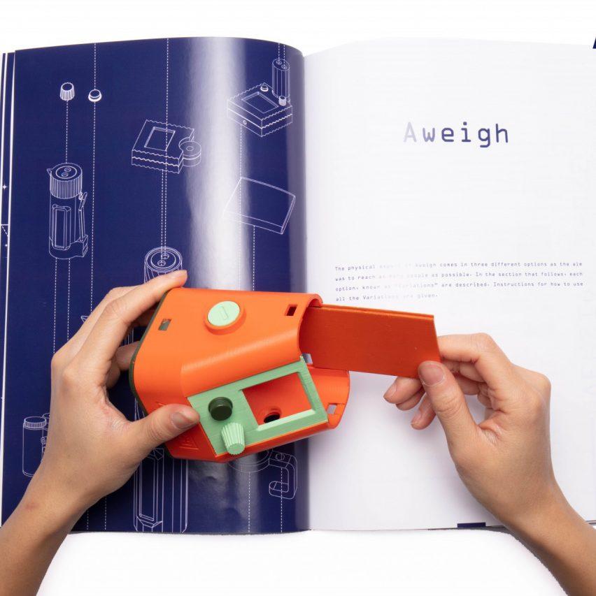 Dezeen Awards 2019 design longlist: Aweigh navigation system by Aweigh