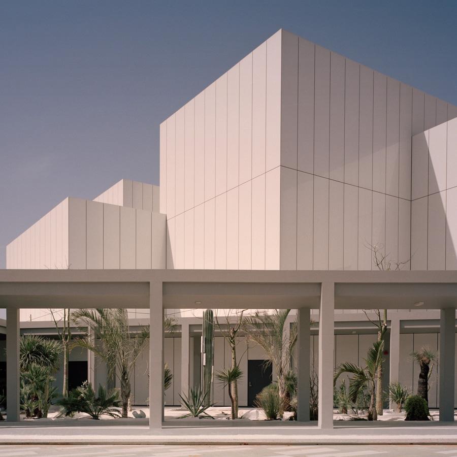 Dezeen Awards 2019 longlist - Jameel Arts Centre, Dubai, United Arab Emirates, by Serie Architects