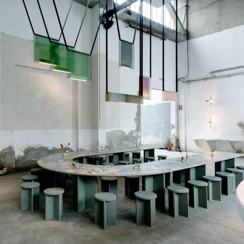 Dezeen Awards 2019 design longlist: Caffe Populaire by Lambert & Fils