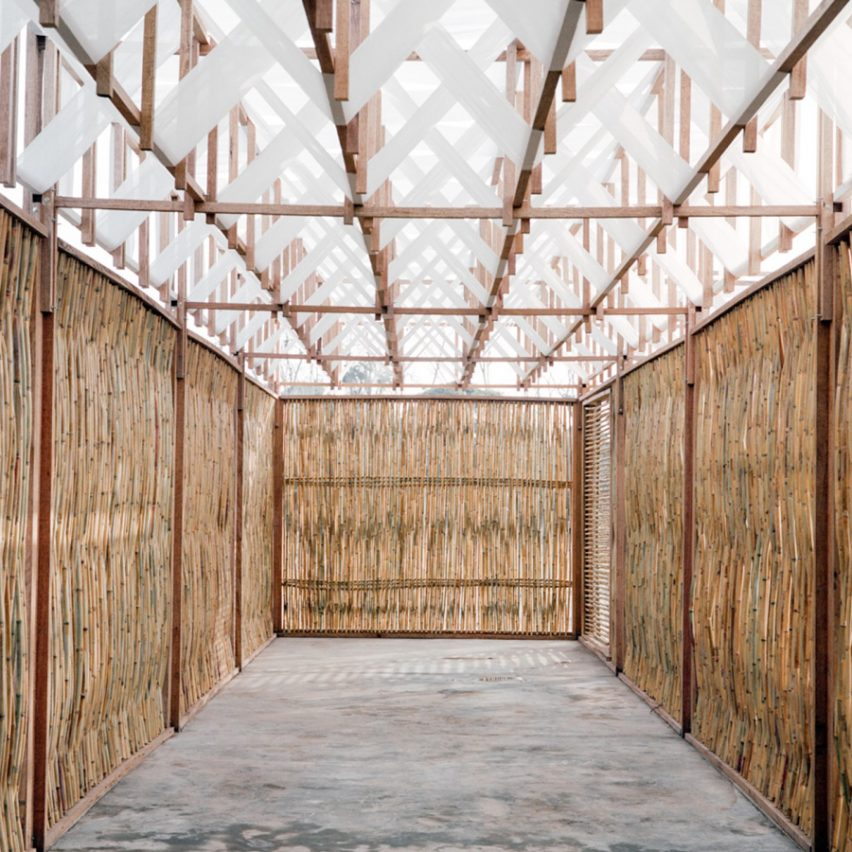 Dezeen Awards 2019 longlist - A Room for Archaeologists and Kids in Pachacámac, Lurin, Peru, by Studio Tom Emerson