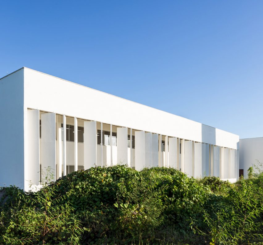 Didactic building of the Federal University of Ceara by Rede Arquitetos