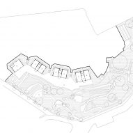 Lower level plan of El Til-ler Kindergarten School by Eduard Balcells, Ignasi Rius and Daniel Tigges