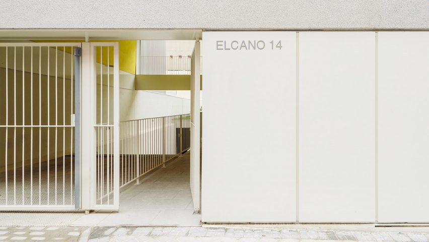 Elcano Housing Block by FRPO