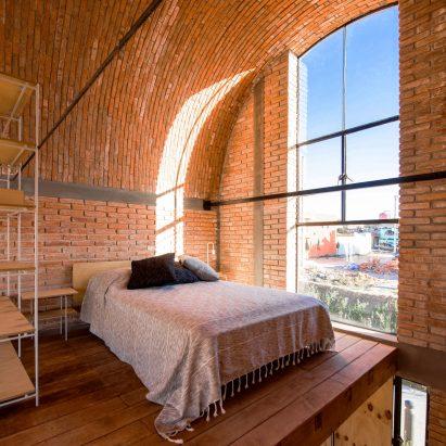 Esrawe Studio designs furniture for social housing all across Mexico